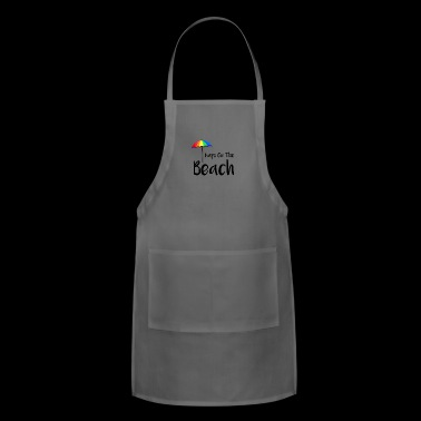Beach Naps on the Beach Napping on the Beach - Adjustable Apron