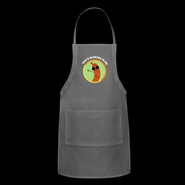 German Sausage - Adjustable Apron
