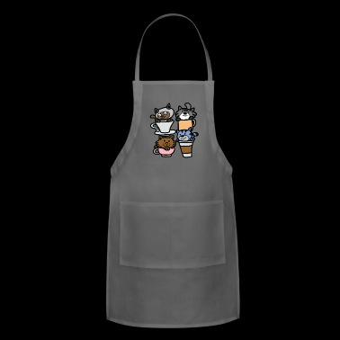 FOUR CATS - Adjustable Apron