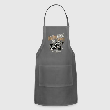 Formula 1 2 - Adjustable Apron