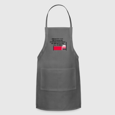 All is BED - Adjustable Apron