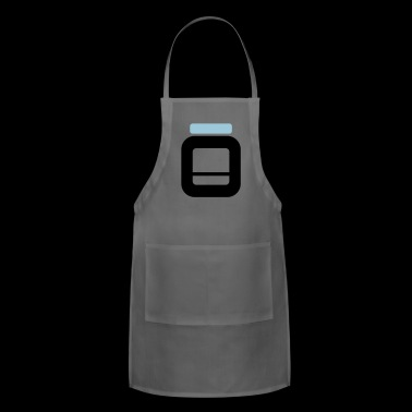Protein container - Adjustable Apron