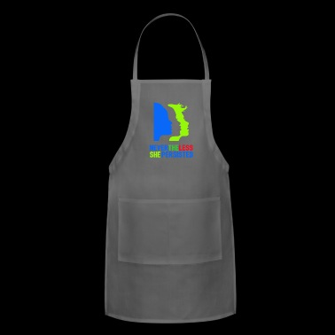 Persisted she - Adjustable Apron