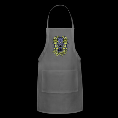 electro demon - Adjustable Apron