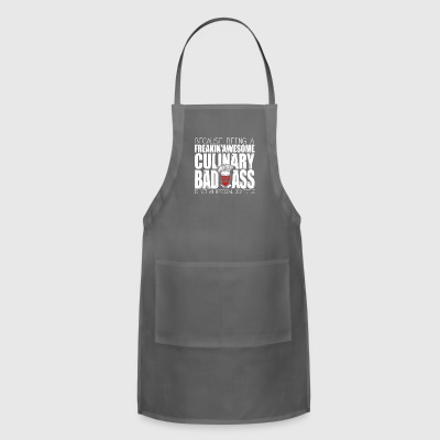 Culinary Badass Chef - Adjustable Apron