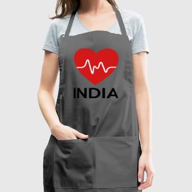 Heart India - Adjustable Apron