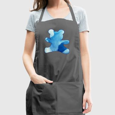 teddybear / teddy bear - Adjustable Apron