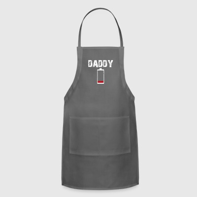 DADDY Low Battery Energy - Adjustable Apron