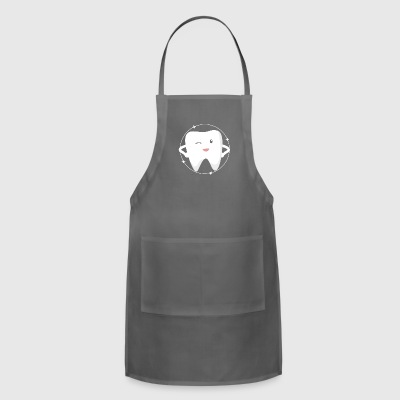 tooth lover - Adjustable Apron
