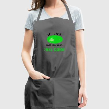 Limes - Adjustable Apron
