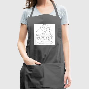 drip sauce - Adjustable Apron