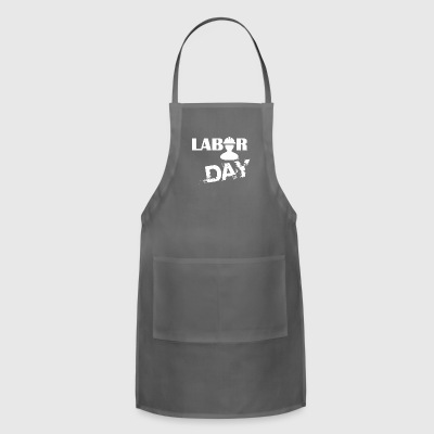 Labor Day Celebration - Adjustable Apron