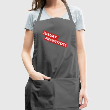 Luxury Prostitute - Adjustable Apron