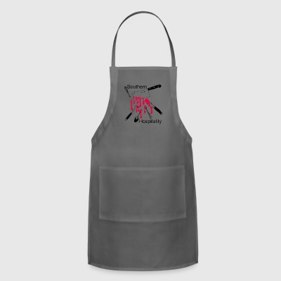 SOUTHERN HOSPITALITY - Adjustable Apron
