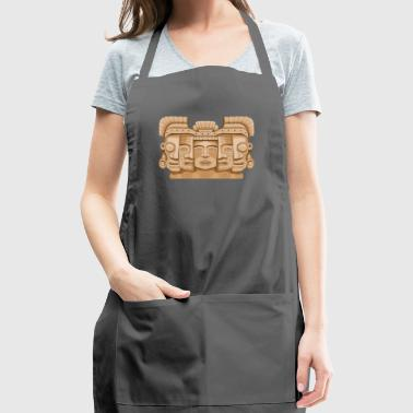 mask revealing - Adjustable Apron