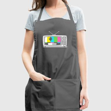 Watching TV - Adjustable Apron