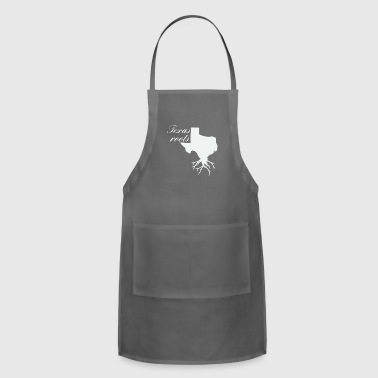Texas roots - Adjustable Apron