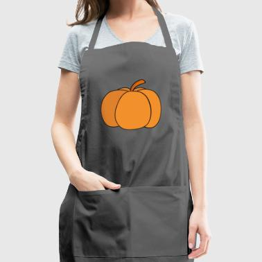 pumpkin 1 - Adjustable Apron