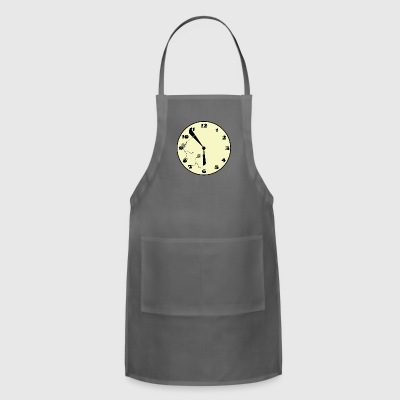time - Adjustable Apron