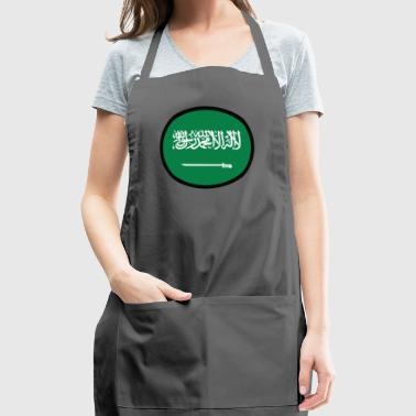 Under The Sign Of Saudi Arabia - Adjustable Apron
