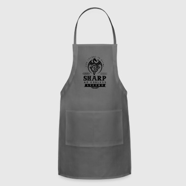 SHARP - Adjustable Apron