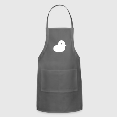 bjork duck - Adjustable Apron