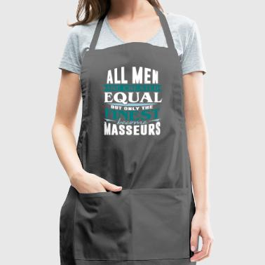 masseur massager massage physical therapist gift - Adjustable Apron