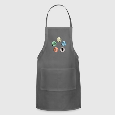 Avatar: The Gathering - Adjustable Apron