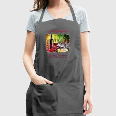 Ahh Romance - Adjustable Apron
