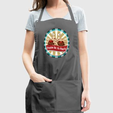 praise be to pasta - Adjustable Apron