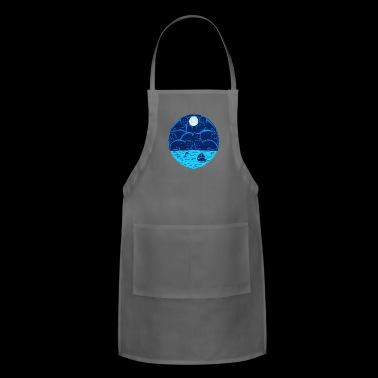 Cats Landscape - Adjustable Apron