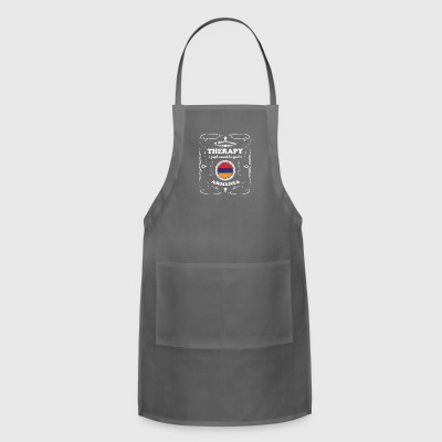 DON T NEED THERAPIE WANT GO ARMENIA - Adjustable Apron