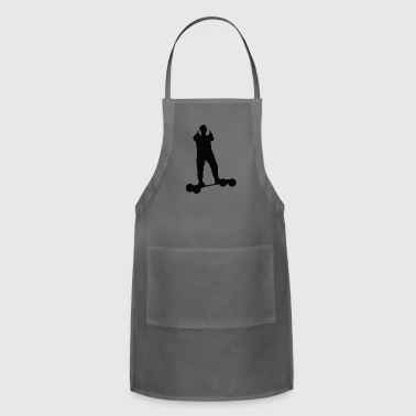 Mountainboard Thumbs up - Adjustable Apron