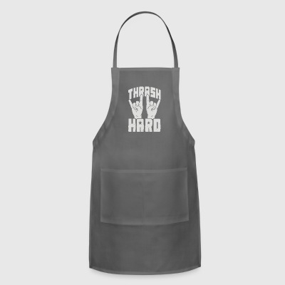 THRASH HARD - Adjustable Apron