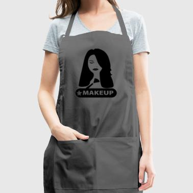 makeup blak - Adjustable Apron