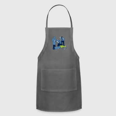 A Clue - Adjustable Apron