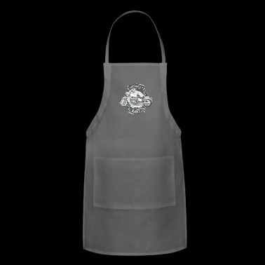 Disable All Labels - Motorcycle - Adjustable Apron
