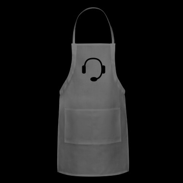 headset - Adjustable Apron