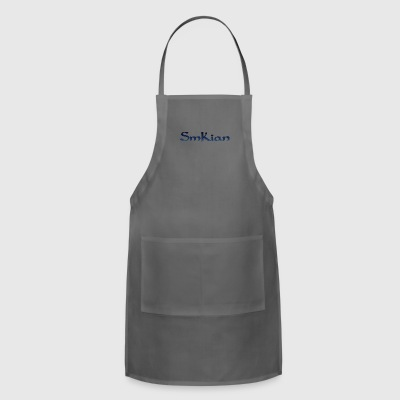 My channel name and logo - Adjustable Apron