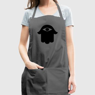 Hamsa (vector) - Adjustable Apron