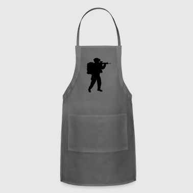 soldier pubg military navy seal - Adjustable Apron