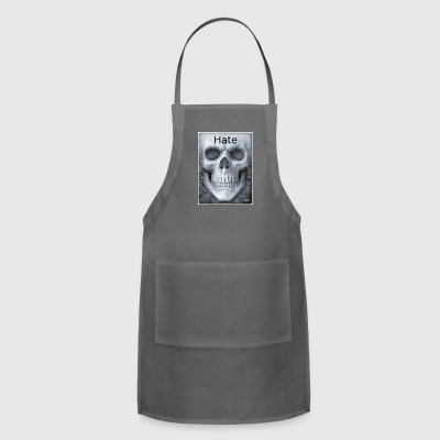 e1c03d5696bdc1fb2e82d0e7f4f9e360 badass skulls in - Adjustable Apron