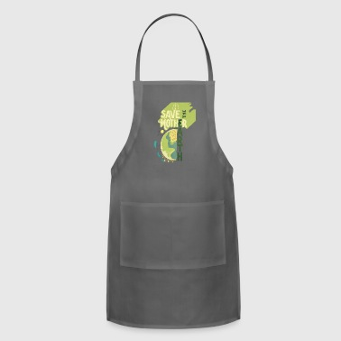 Save the mother earth - Adjustable Apron