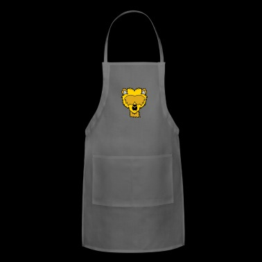 Bushy Alpaca - Adjustable Apron