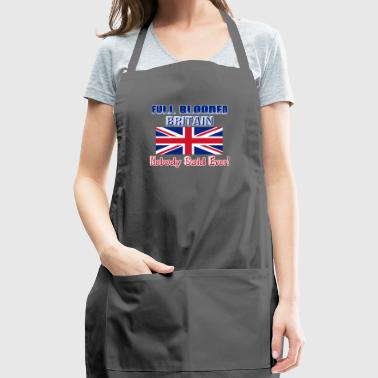 britain - Adjustable Apron