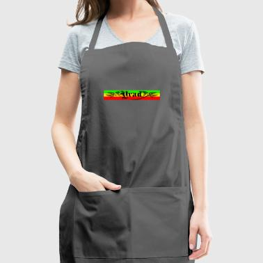 Yvad Rastafari - Adjustable Apron