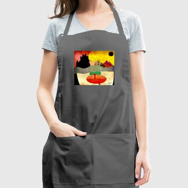 Swiss - Adjustable Apron