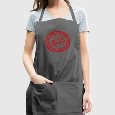 limited edition - Adjustable Apron