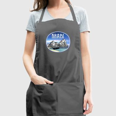 Krabi Thialand - Adjustable Apron