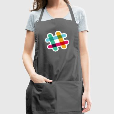 THIS TOWN - Adjustable Apron